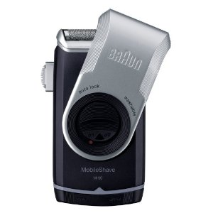 Braun M90 Pocket Go, Battery Shaver